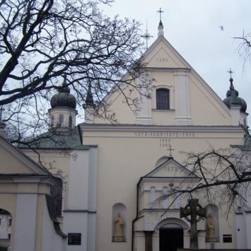 Kościół Św. Anny w Białej Podlaskiej
