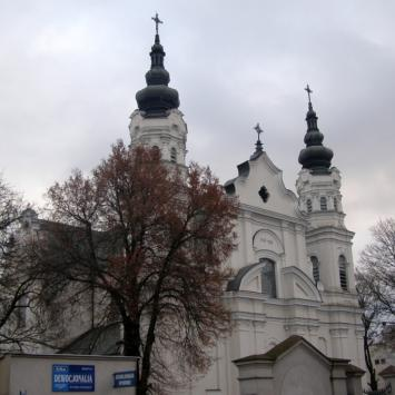 Kościół Narodzenia NMP w Białej Podlaskiej - zdjęcie