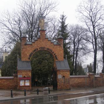 Cmentarz w Białej Podlaskiej