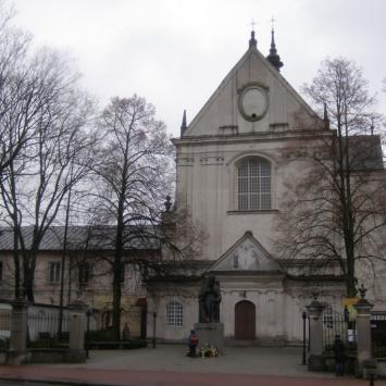 Kościół Św. Antoniego w Białej Podlaskiej