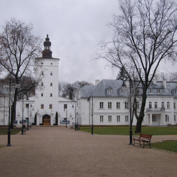 Pałac Radziwiłłów w Białej Podlaskiej