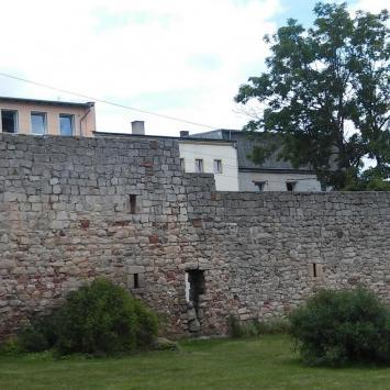 Mury obronne w Radkowie