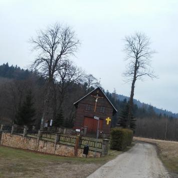 Sanktuarium Znalezienia Krzyża Świętego w Klimkówce