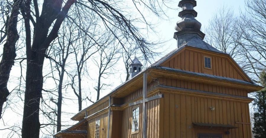Dawna cerkiew w Sieniawie - zdjęcie