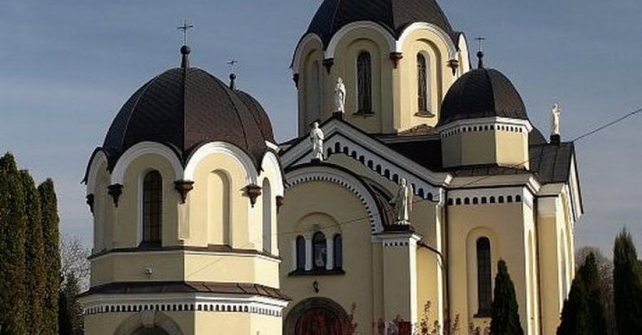 Dawna cerkiew we Wróbliku Królewskim - zdjęcie