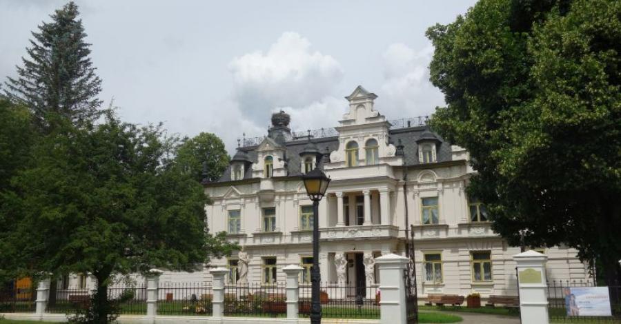 Pałac Buchholtzów w Supraślu - zdjęcie