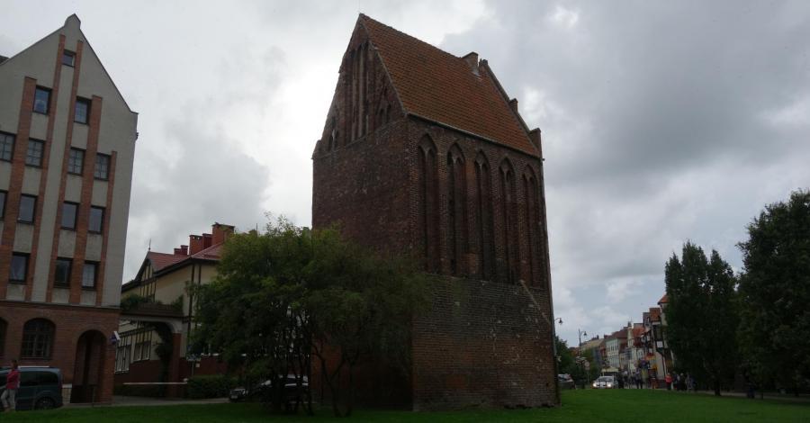 Baszta Lontowa w Kołobrzegu - zdjęcie