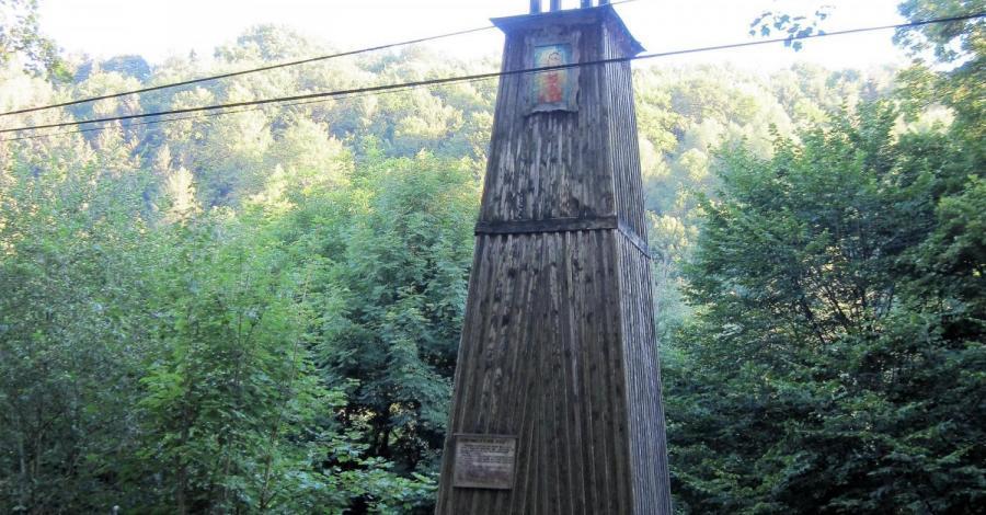 Dzwonnica alarmowa w Kudowie Zdrój - zdjęcie