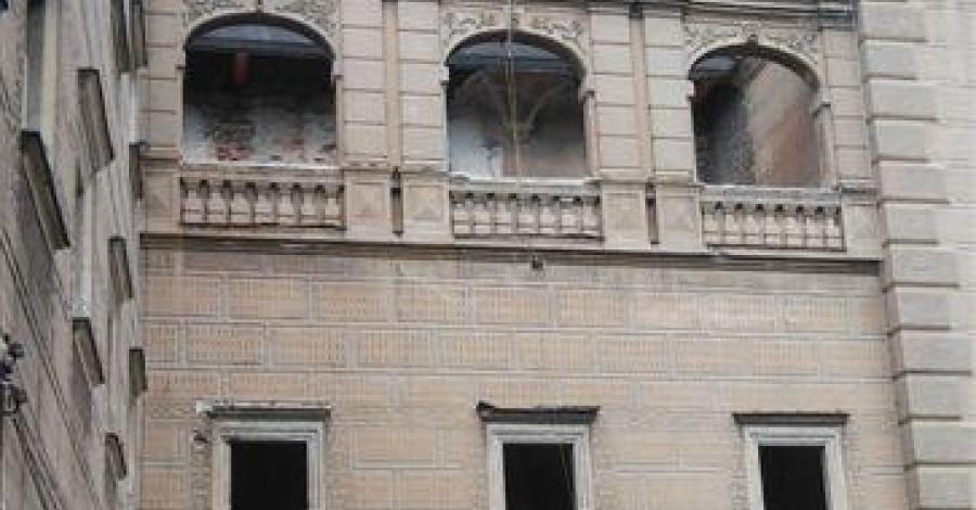 Pałac w Gorzanowie - zdjęcie