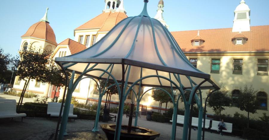 Grzybek inhalacyjny w Sopocie - zdjęcie