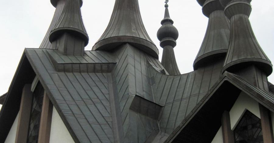 Cerkiew Równego Apostołom Księcia Włodzimierza w Krynicy Zdrój - zdjęcie