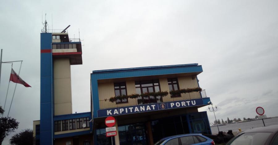 Port w Gdyni - zdjęcie