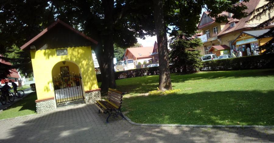 Kapliczka Św. Floriana w Tyliczu - zdjęcie