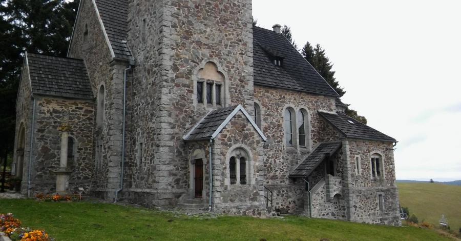 Kościół w Zieleńcu - zdjęcie