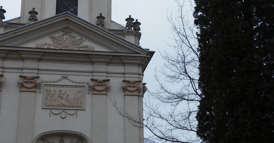 Kościół Św. Wawrzyńca w Rymanowie - zdjęcie