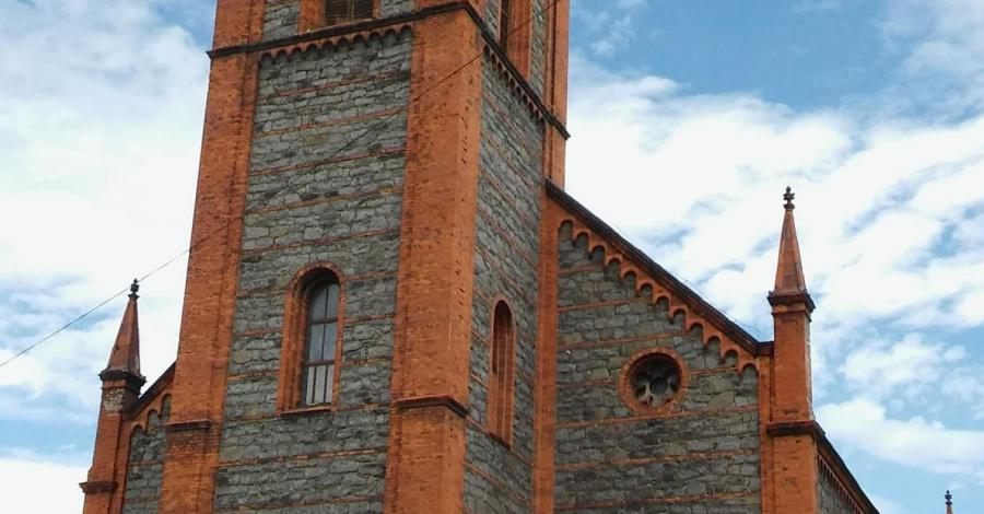 Kościół w Niemczy - zdjęcie