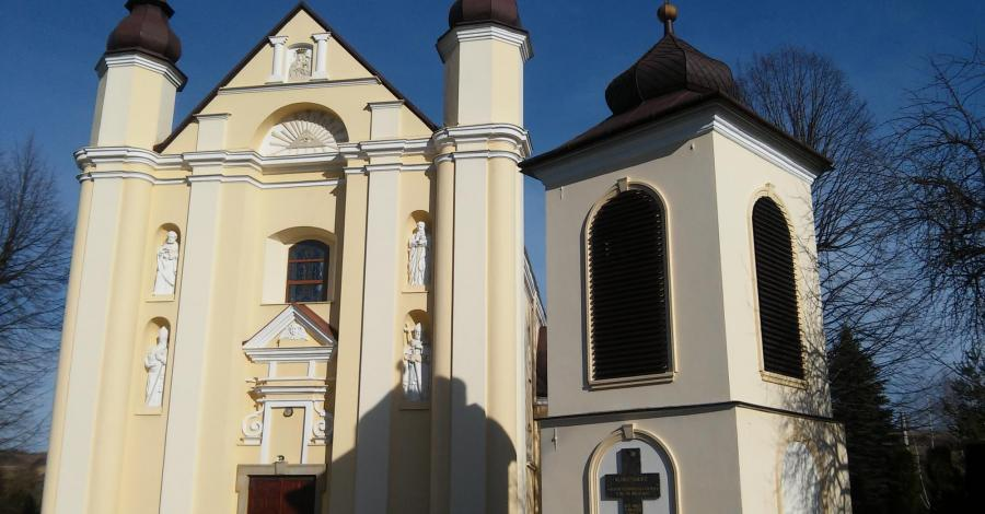 Kościół Św. Mikołaja w Nowotańcu - zdjęcie