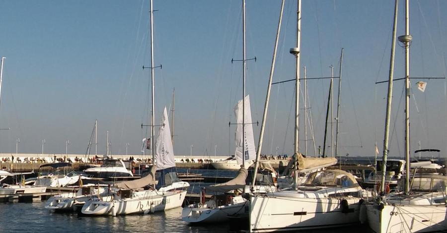 Marina w Gdyni - zdjęcie