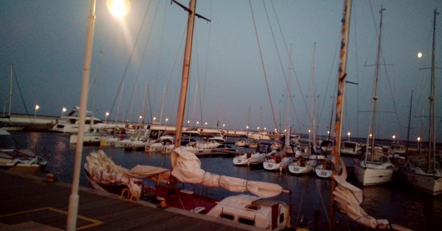 Marina w Sopocie - zdjęcie