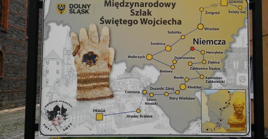 Szlak Świętego Wojciecha - zdjęcie