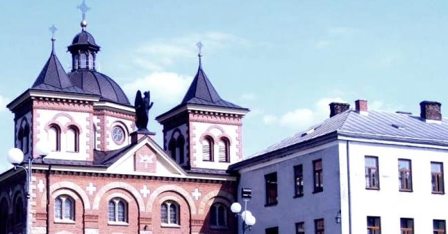 Sanktuarium w Miejscu Piastowym - zdjęcie