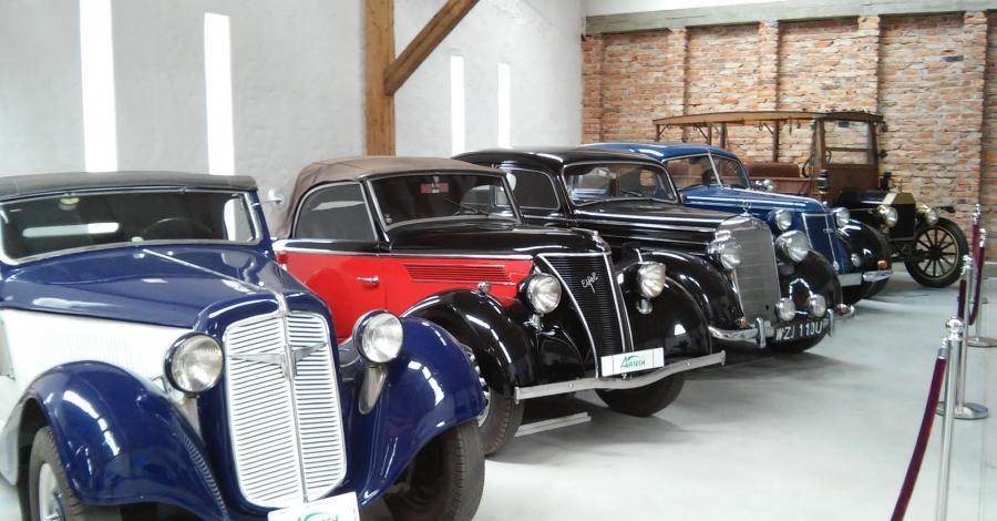 Metamuzeum Motoryzacji w Paczkowie - zdjęcie