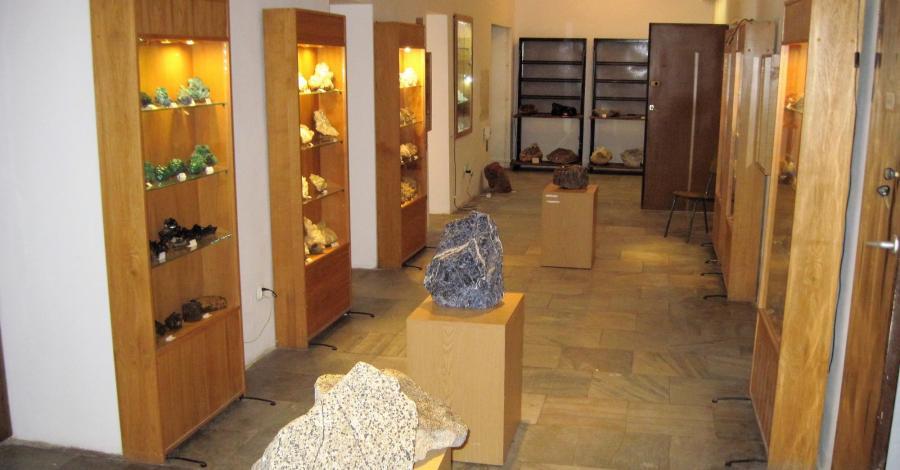 Muzeum Minerałów i Kamieni Szlachetnych w Kudowie Zdrój - zdjęcie