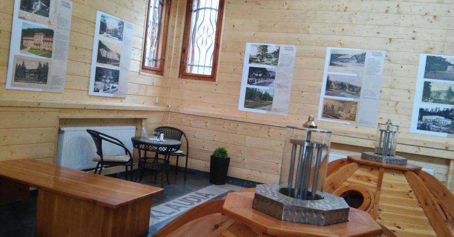 Główna Pijalnia Wód w Rymanowie Zdroju - zdjęcie