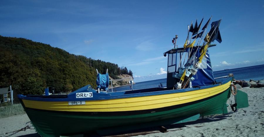 Przystań rybacka w Orłowie - zdjęcie