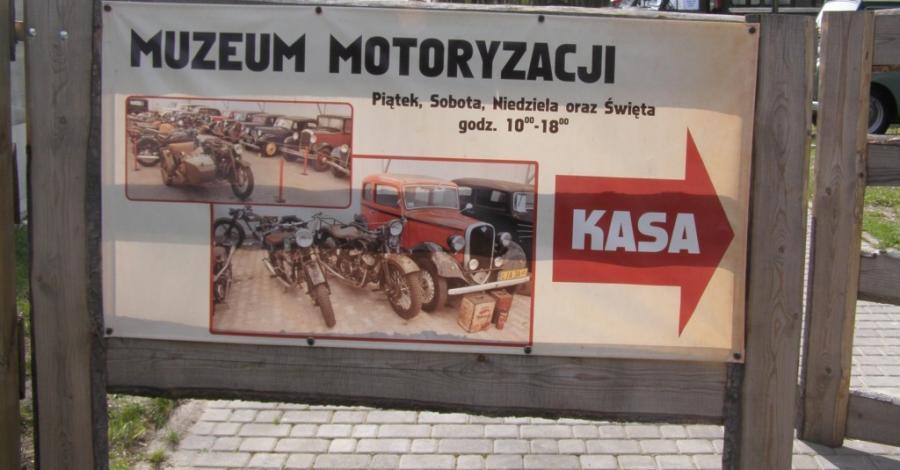 Muzeum Motoryzacji w Nieborowie - zdjęcie