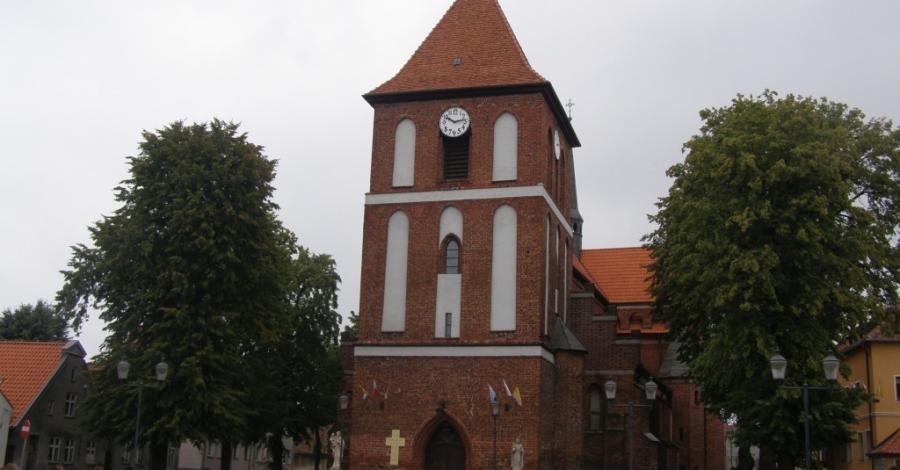 Kościół Św. Jakuba Apostoła w Tolkmicku - zdjęcie