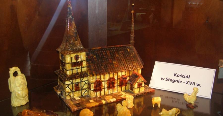 Muzeum Bursztynu w Stegnie - zdjęcie