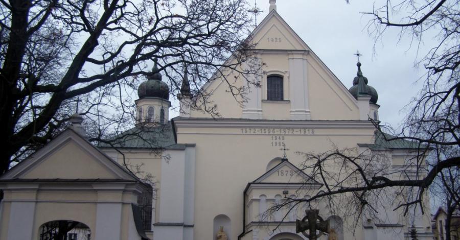 Kościół Św. Anny w Białej Podlaskiej - zdjęcie