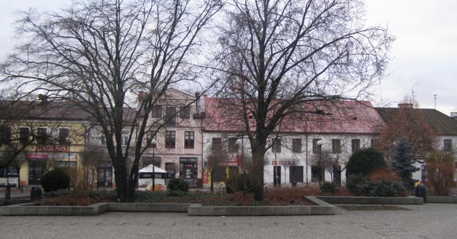 Rynek w Białej Podlaskiej - zdjęcie