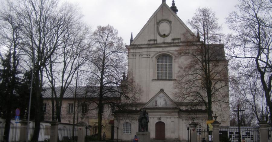 Kościół Św. Antoniego w Białej Podlaskiej - zdjęcie