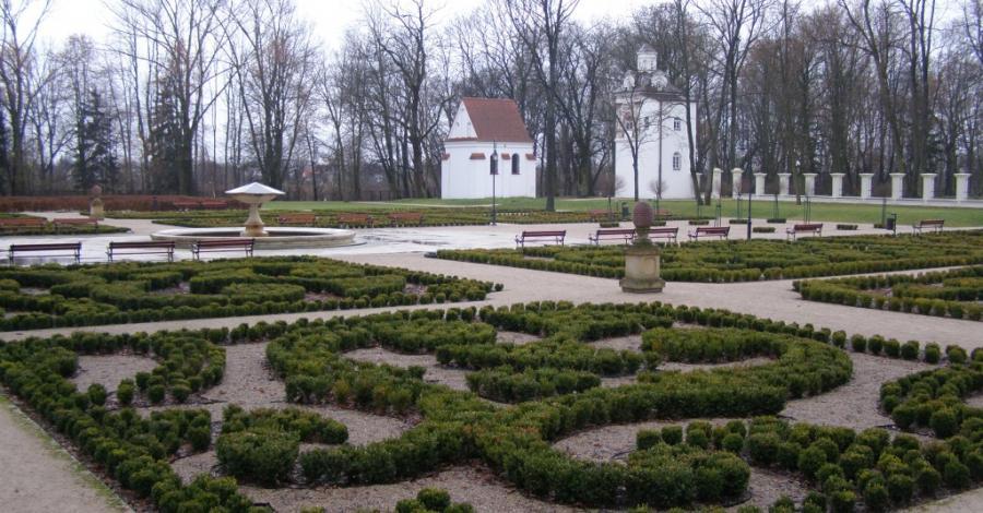 Park Radziwiłłowski w Białej Podlaskiej - zdjęcie