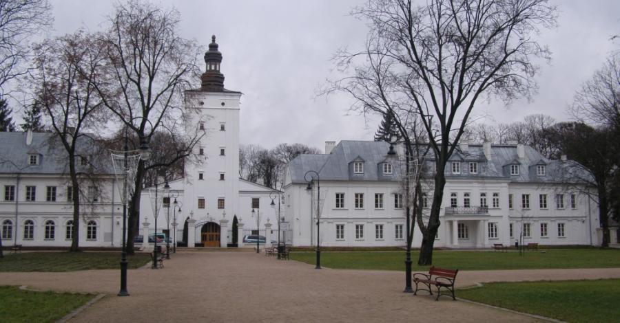 Pałac Radziwiłłów w Białej Podlaskiej - zdjęcie