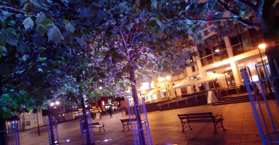 Plac Przyjaciół Sopotu  - zdjęcie