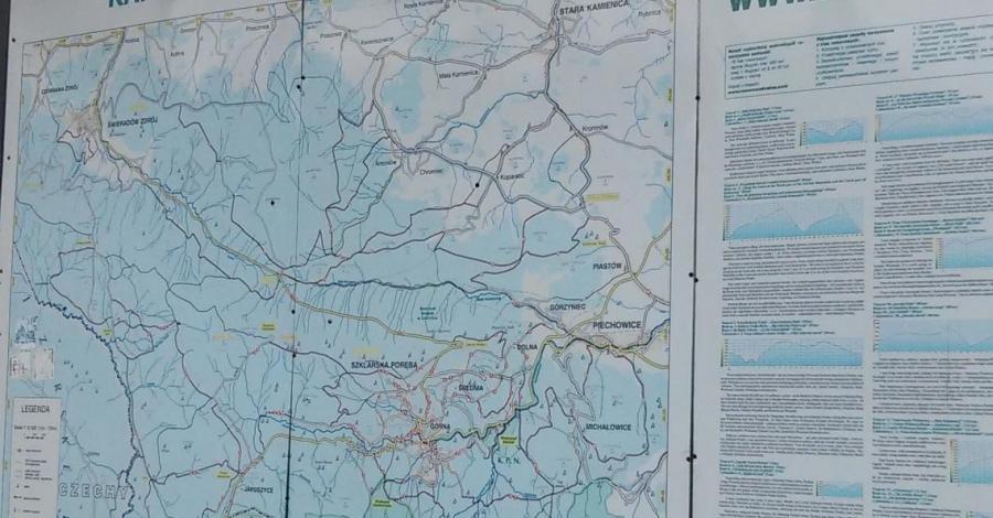 Rowerowa Kraina Karkonosze i Góry Izerskie - zdjęcie