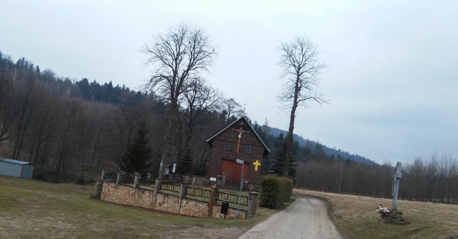 Sanktuarium Znalezienia Krzyża Świętego w Klimkówce - zdjęcie