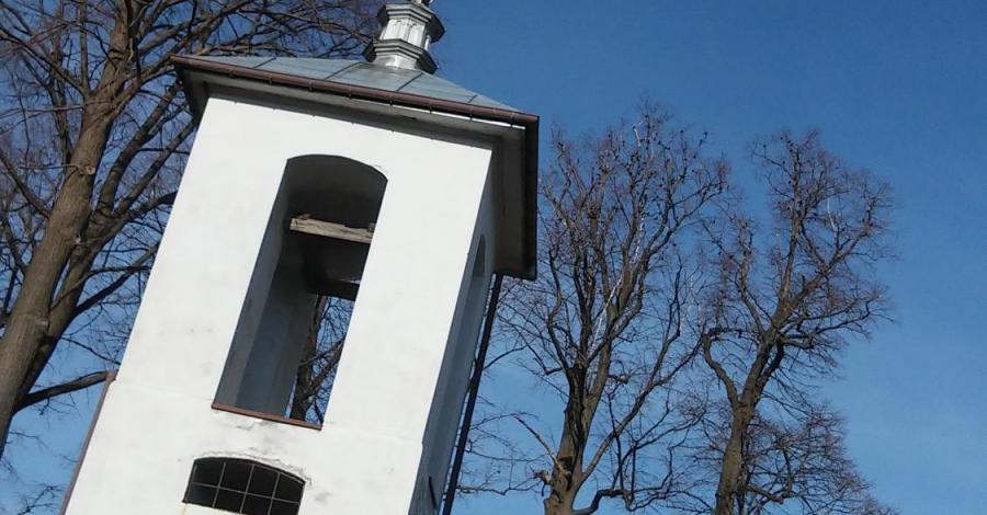 Dzwonnica cerkiewna w Woli Sękowej - zdjęcie