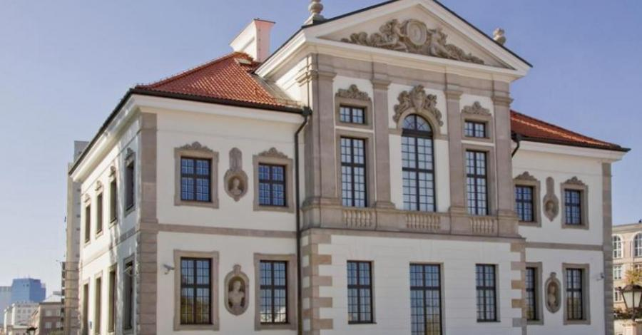 Pałac Ostrogskich w Warszawie - zdjęcie