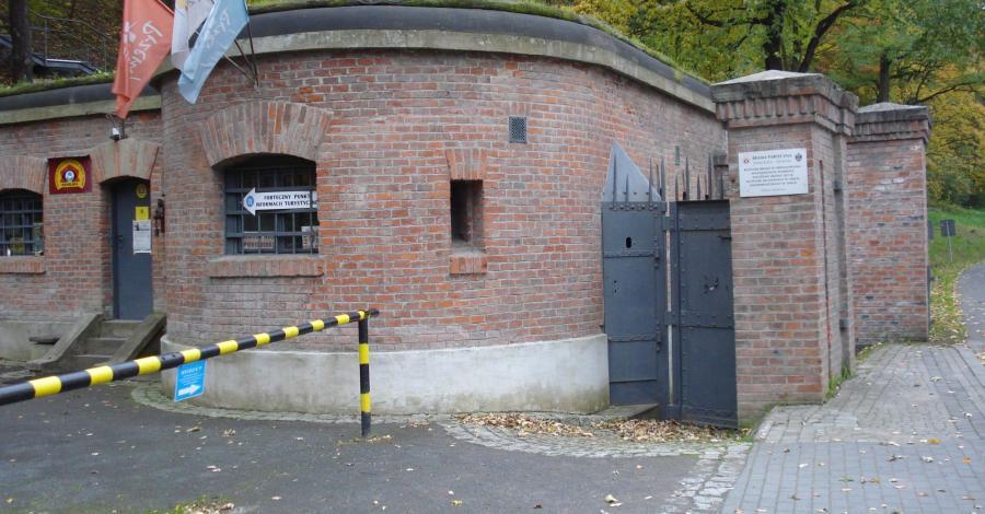 Brama Sanocka Dolna w Przemyślu - zdjęcie