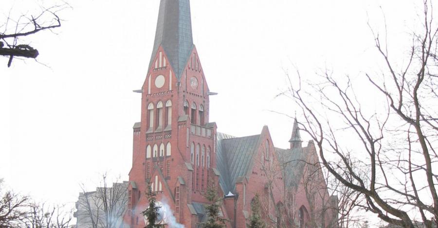Kościół ewangelicki Wniebowstąpienia Pańskiego w Częstochowie - zdjęcie