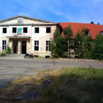 Dom Oficera w Bornem Sulinowie