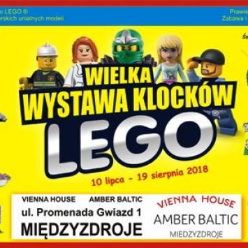 Wystawa Klocków LEGO w Międzyzdrojach