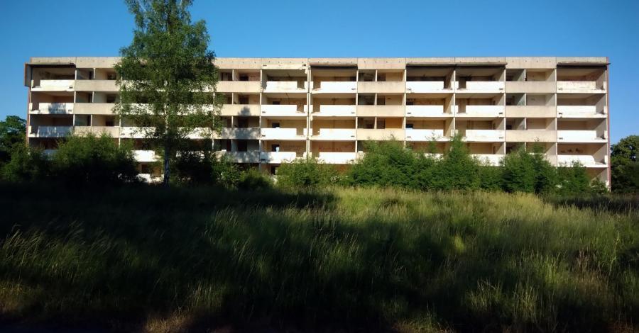 Kłomino - opuszczone miasto - zdjęcie