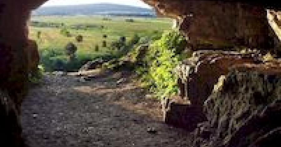 Jaskinia Zbójecka w Łagowie - zdjęcie