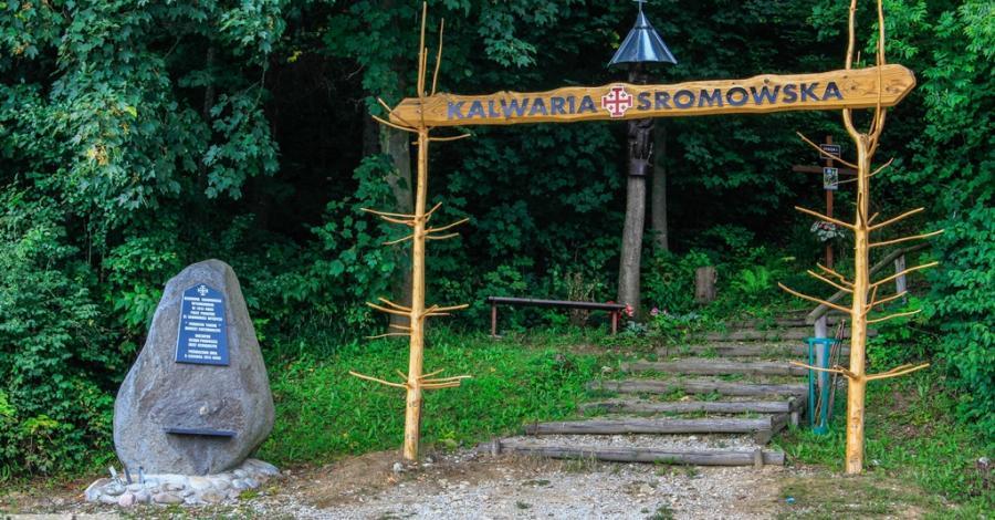 Kalwaria Sromowska - zdjęcie