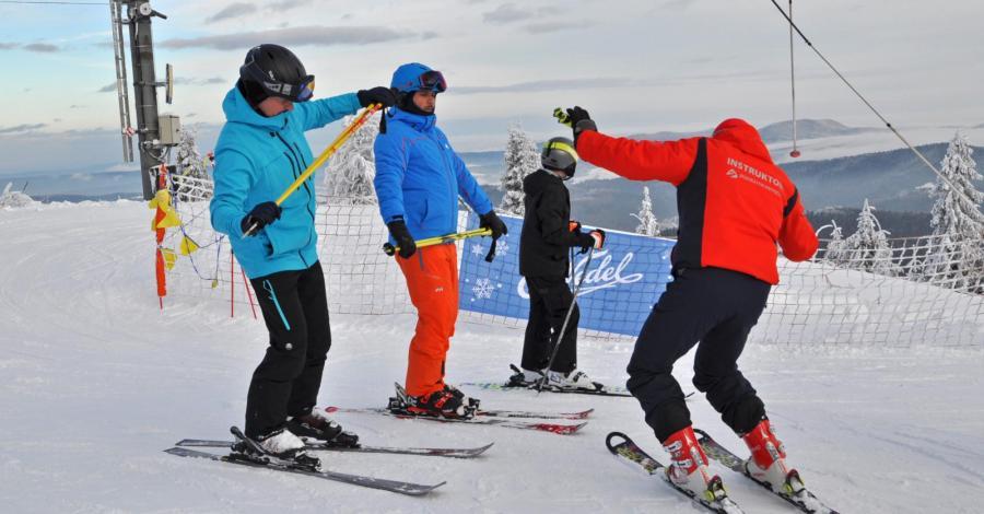 Szkoła Jaworzyna Ski and Snowboard w Krynicy Zdroju - zdjęcie